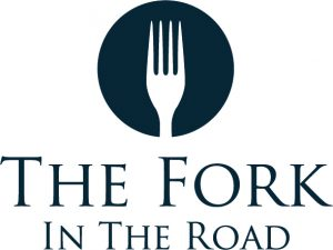 The Fork In the Road Logo CMYK